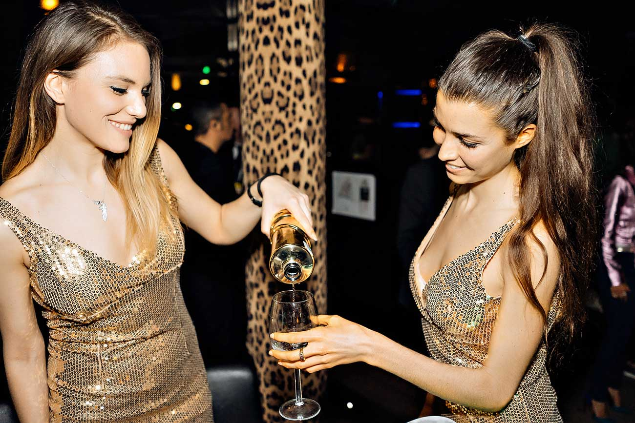 GOLD EDITION LAUNCH PARTY<br/> JUST CAVALLI MILAN